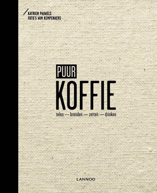 Koffie boek puur koffie boekentip foodblog Foodinista