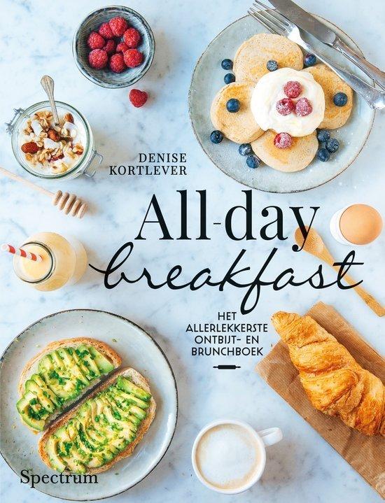 Ontbijt kookboeken trend All Day breakfast kookboek tip Foodblog Foodinista