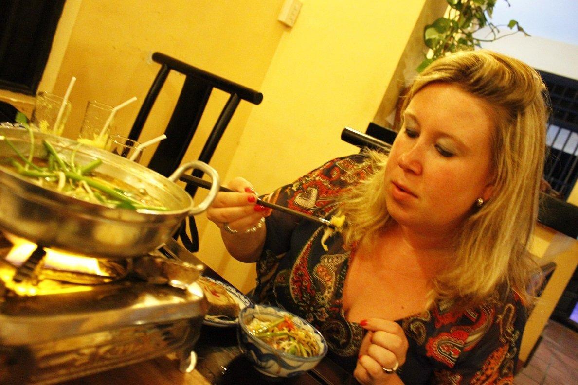 Hotpots in vietnam met alles wat lekker is foodblog Foodinista vakantie foodcravings