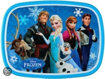 Frozen hippe lunch box kids naar school foodblog Foodinista shoptip