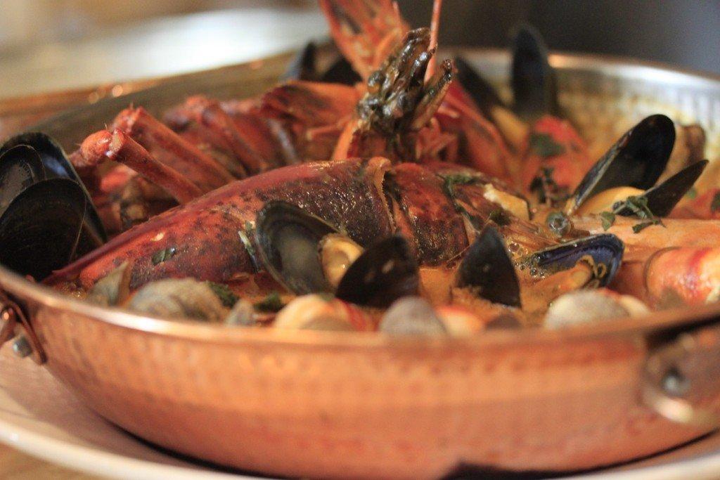 Restaurant opporto rotterdam ervaring foodblog Foodinista