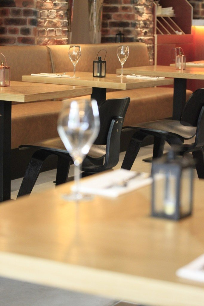 Interieur restaurant opporto foodblog Foodinista