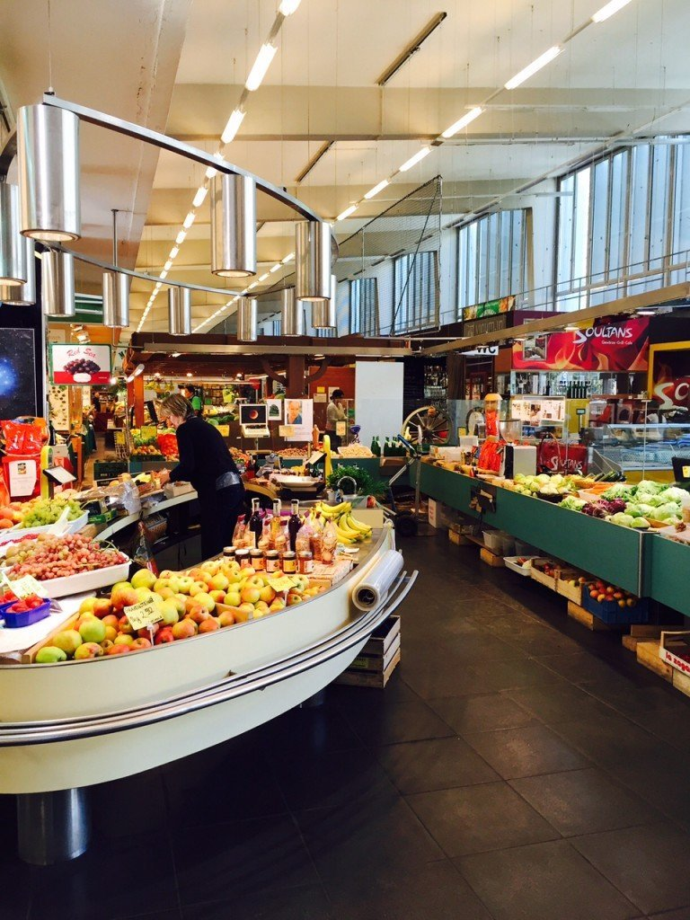 Markthal in Innsbruck foodblog Foodinista
