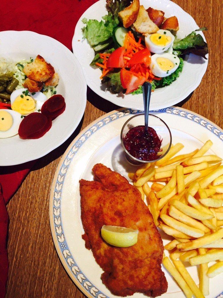 Schnitzel tijd in Tirol Foodblog Foodinista September eetdagboek