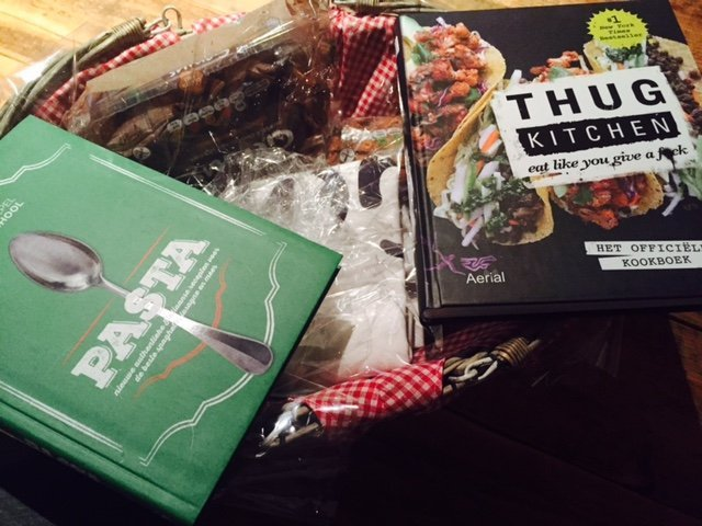 Foodpost kookboeken glutenvrij ontbijt foodblog Foodinista september