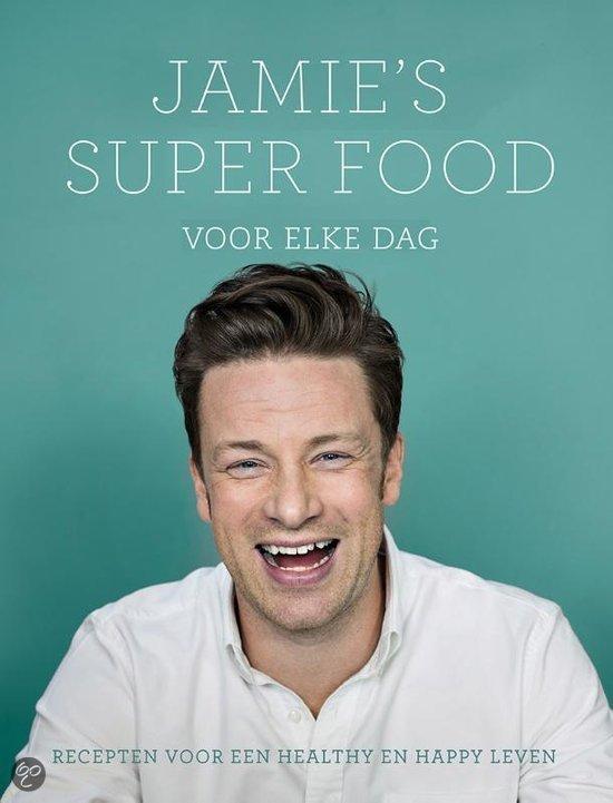 Kookboek Jamie Superfood voor elke dag kookboek tip nieuw foodblog foodinista