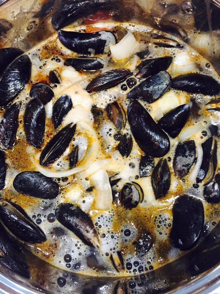 Mosselen koken foodblog Foodinista recept