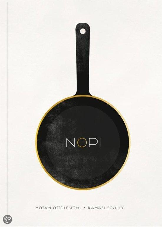 Nieuw kookboek Yotam Ottolenghi Nopi September 2015