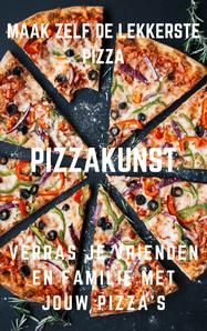 Kookboek pizzakunst de techniek van klassieke pizza's kookboek tip van Foodblog Foodinista