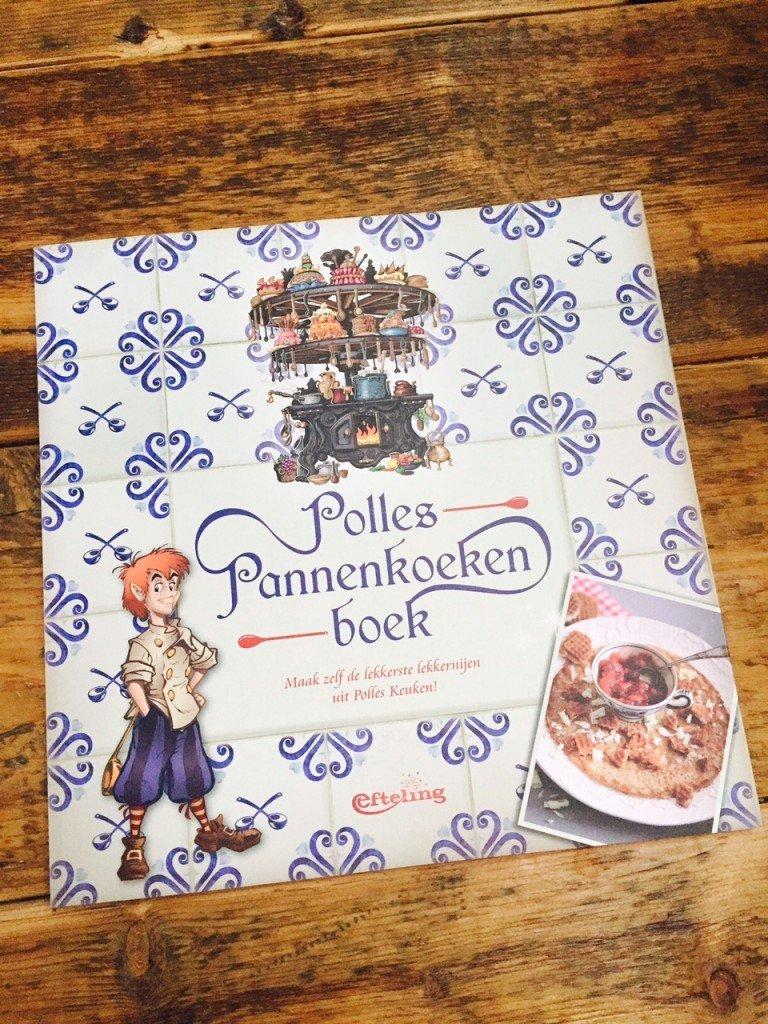 Polles Pannenkoekenboek Kookboekboekentip foodblog Foodinista
