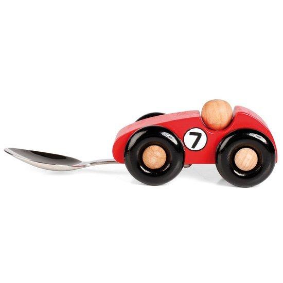 Raceauto lepel voor peuter foodinista foodblog favoriet shoptip