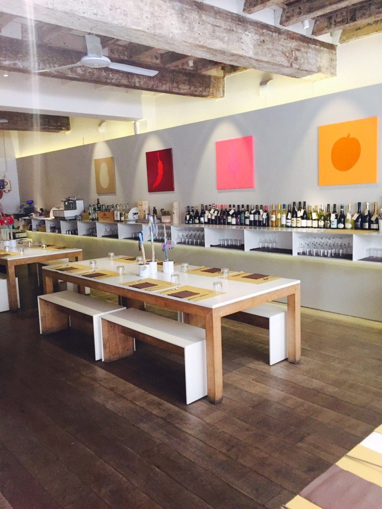 Hip Italiaans restaurant Montova Italië foodtravel Foodblog Foodinista