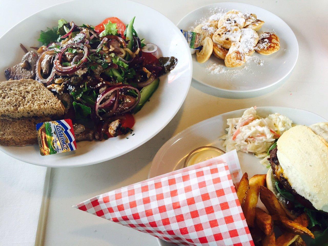 Eten bij kindvriendelijk restaurant Haddock amsterdam mamblog Foodinista