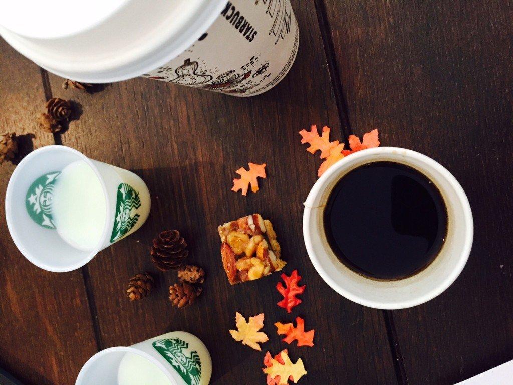 Koffieproeverij bij Starbucks