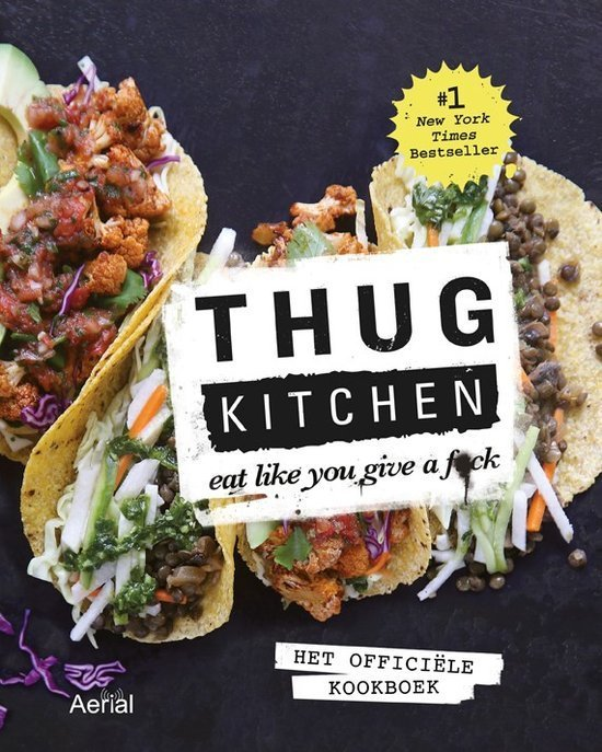Kookboek review Thug Kitchen foodblog Foodinista