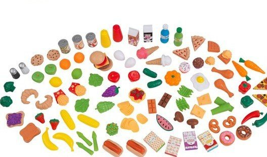 Complete houten boodschappen set Sinterklaas cadeau houten speelgoed tips foodblog Foodinista