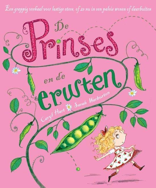 Prinses en de erwten kinderboek tip foodblog Foodinista loves kinderen