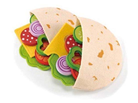 Houten pita broodes keuken speelgoed mamablogger Foodinista Sinterklaascadeautjes tips