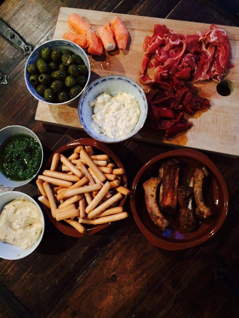 Jumbo tapas getest foodblogger Foodinista