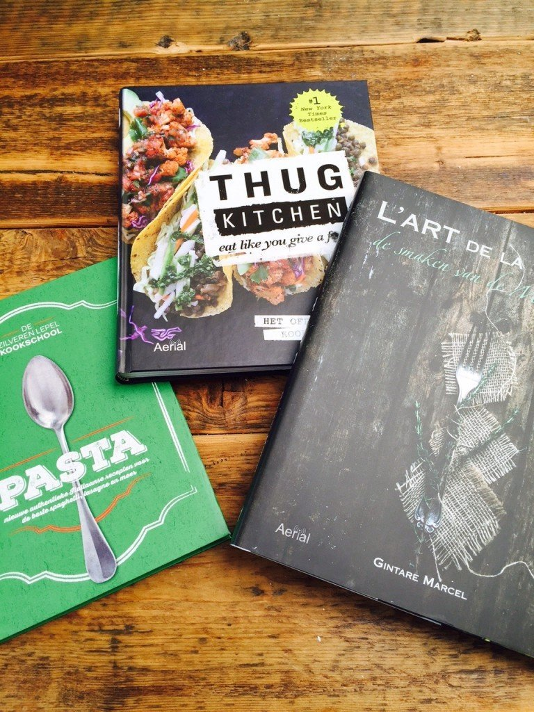 Kookboeken review Thug Kitchen Pasta zilveren lepel Lart de Table foodblog Foodinista eetdagboek oktober
