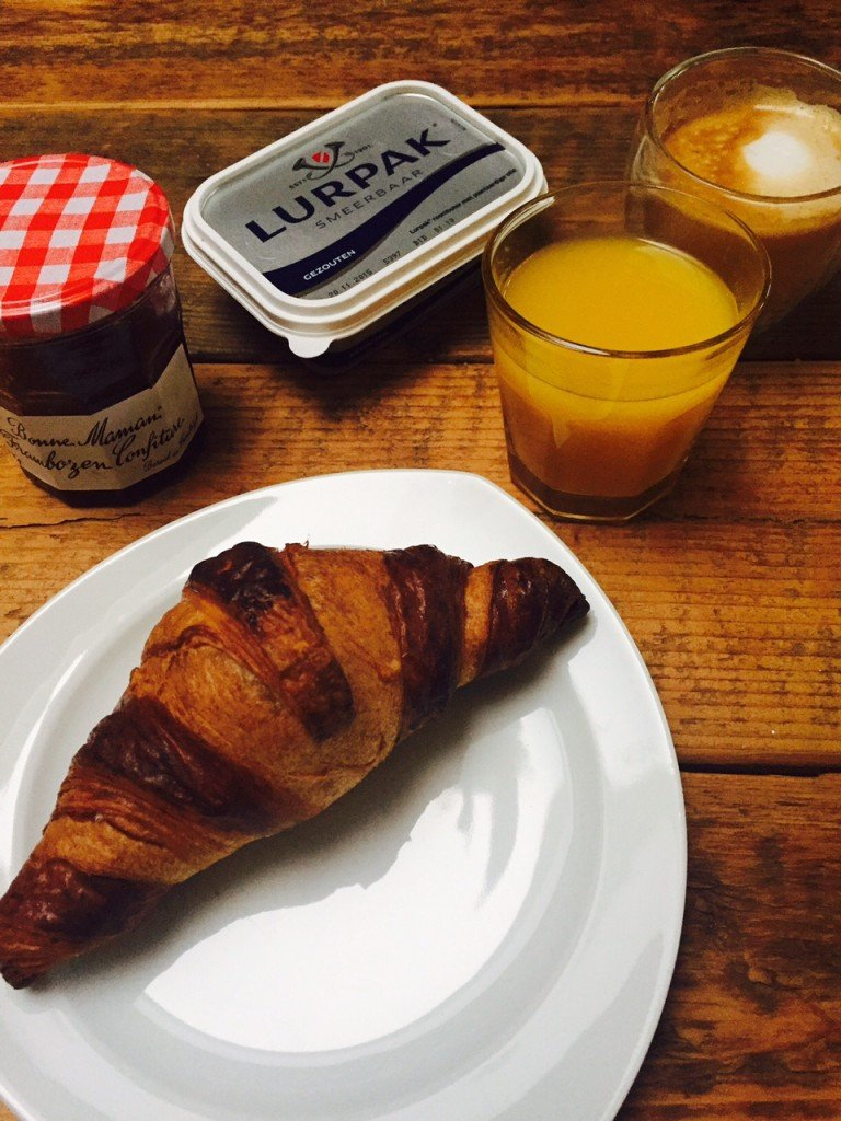 Ontbijt met lurpak boter foodpost foodblog Foodinista