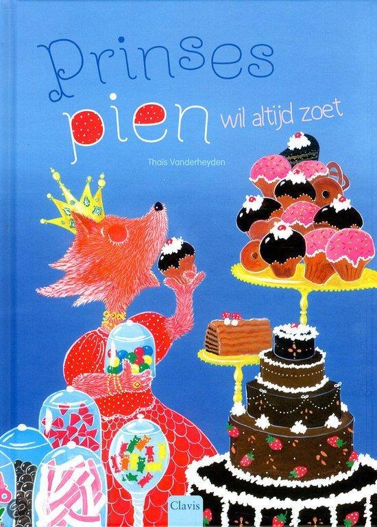 Favorieten kinderboeken voor lekkerbekjes tips Prinses Pien wil altijd zoet Foodblog Foodinista loves kids mamablogger