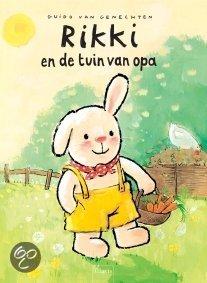 Rikki en de tuin van opa kinderboek favoriet mamamblog Foodinista