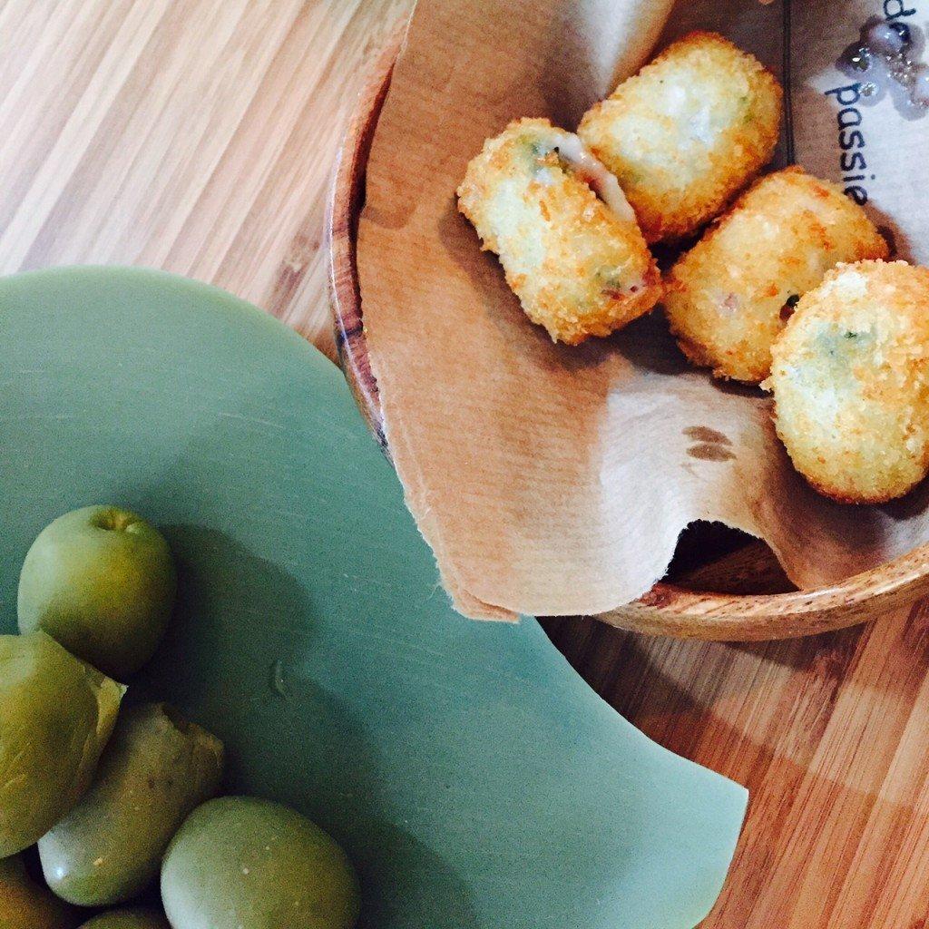 Shapas sherry tapas sherryweek foodblog Foodinista