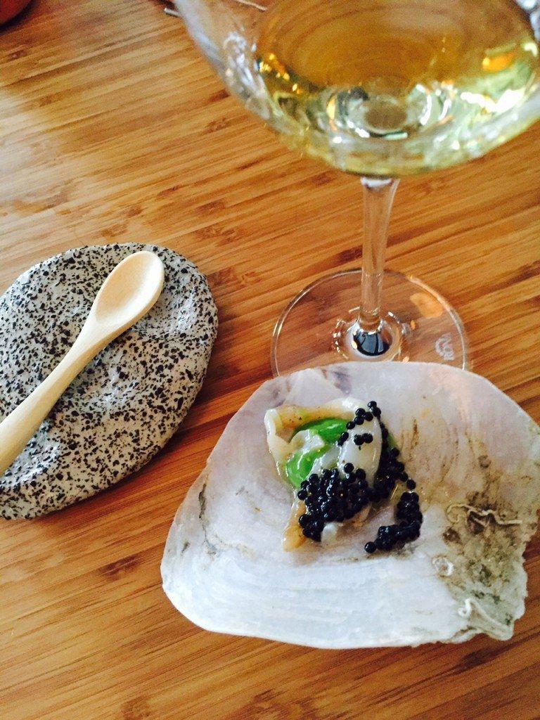 Droge sherry en vis combinatie sherry evenement eindhoven Zarzo Foodblog Foodinista