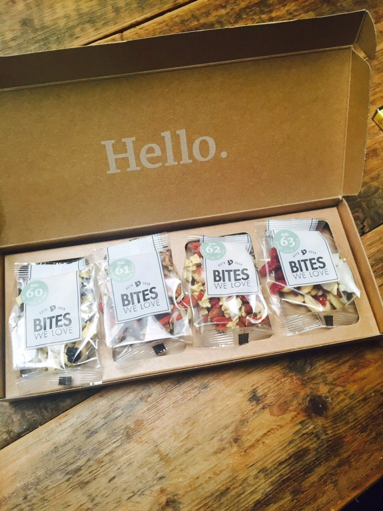 Bites we Love nieuwe smaken winactie foodblog Foodinista