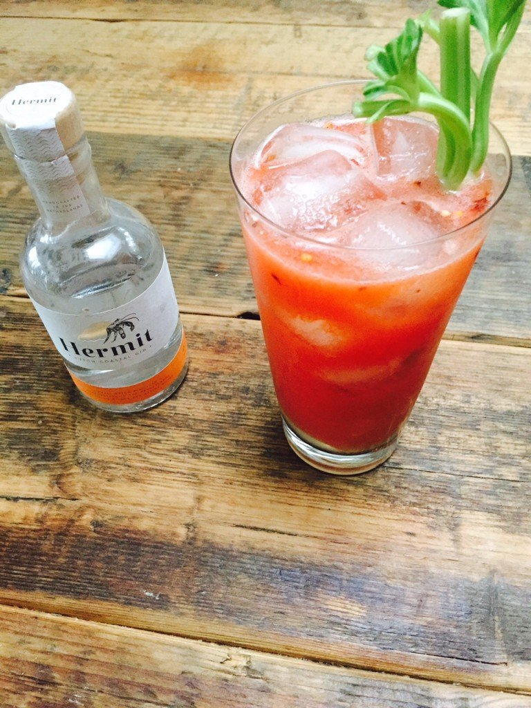 Bloody and gin cocktail recept bloody mary met gin