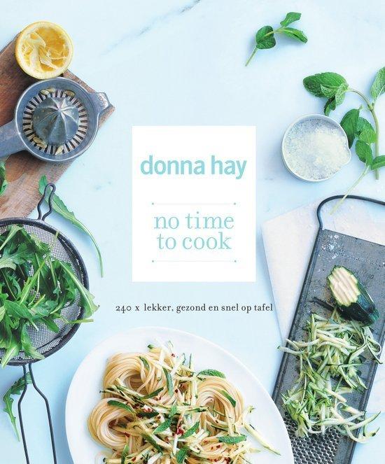 Donna Hay No Time to cook kerstcadeau Sinterklaascadeau tip foodblog Foodinista