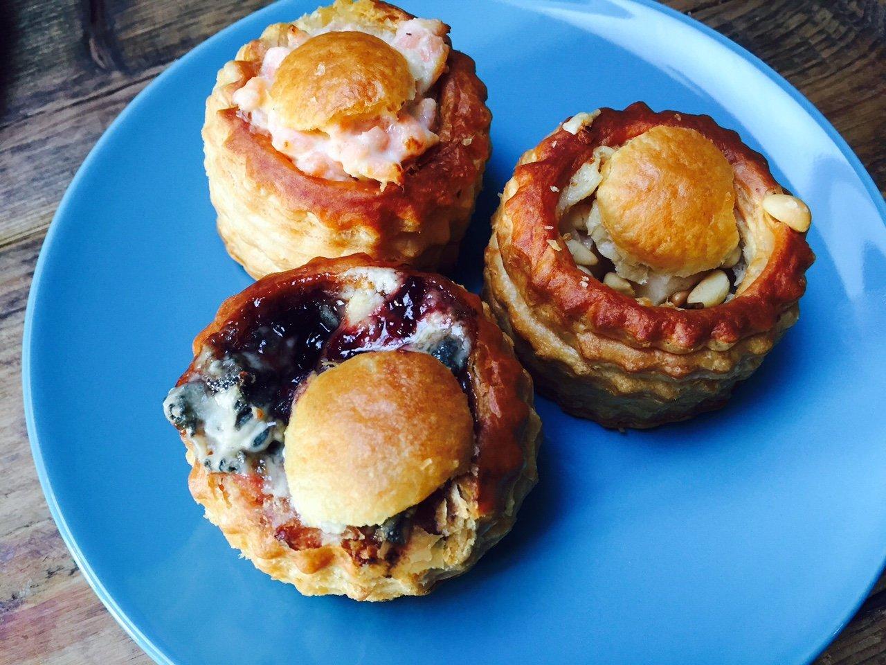 recepten voor gevulde ragoutbakjes foodblog Foodinista