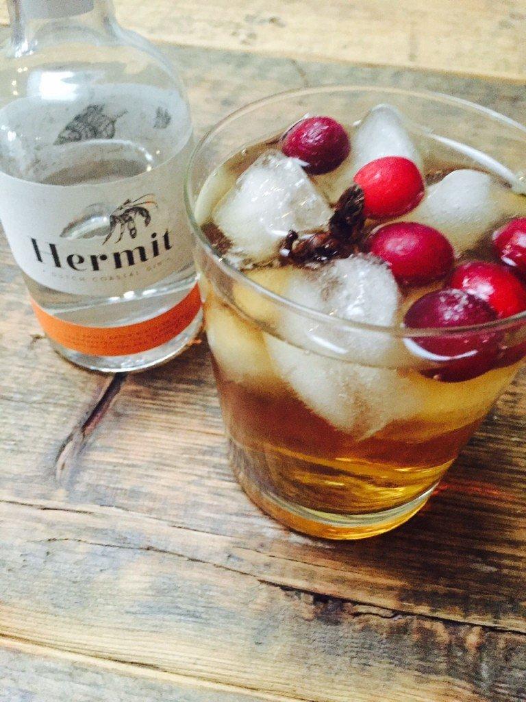 Gin and tea cocktail feestelijke gin cocktail recepten