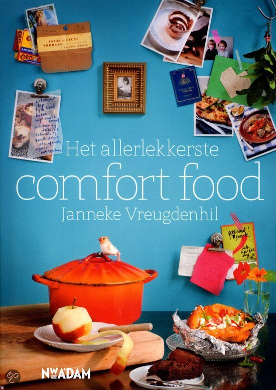 Het allerlekkerst comfort Food kookboek feestdagen kookboekboeken cadeau tip foodblog Foodinista kookboeken blog