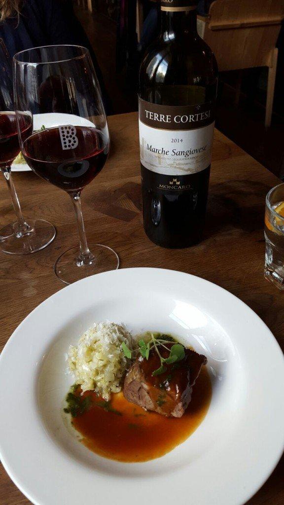 Barlucca Kruidenrisotto met lamssucade wijnspijswandeling culinaire wandeling in Breda foodblog Foodinista