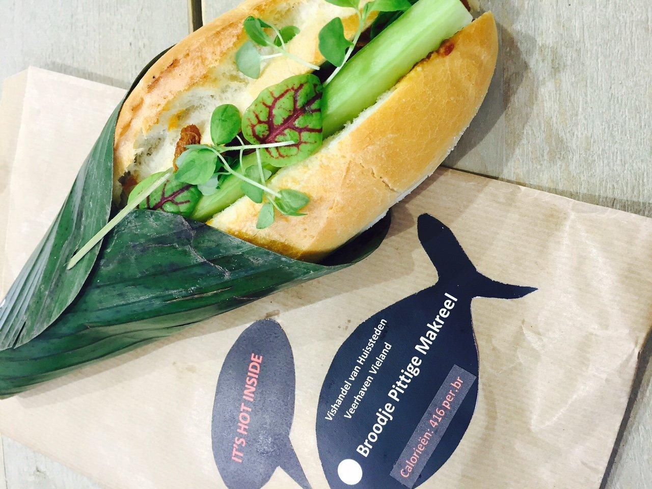 Horecava De Lekkerste Wedstrijden Het Lekkerste Broodje Wedstrijd Januari 2016 Foodblog Foodinista