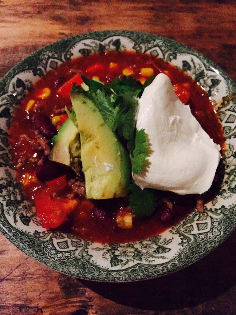Chili con carne recept chili recepten foodblog Foodinista receptblog