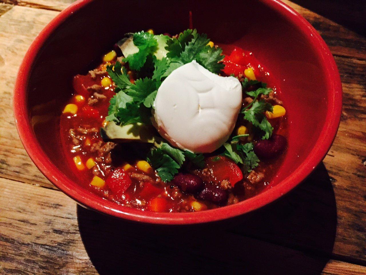 Chili con carne receptblog foodinista chili recept