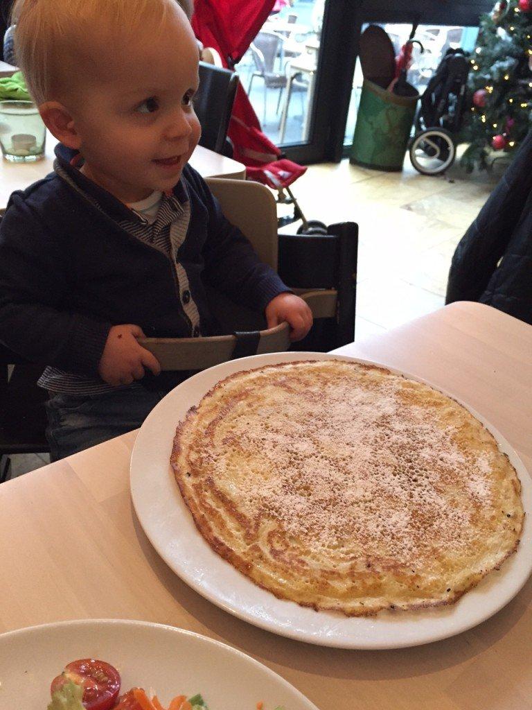 Lunchen in Hasselt kindvriendelijk