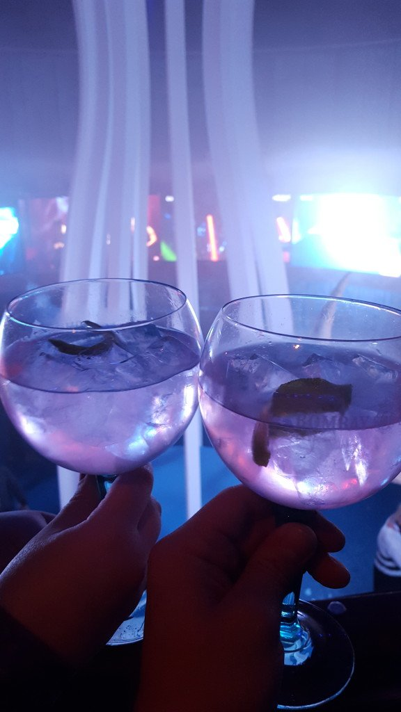 Gin Tonic Heart Ibiza Sweet Emotions