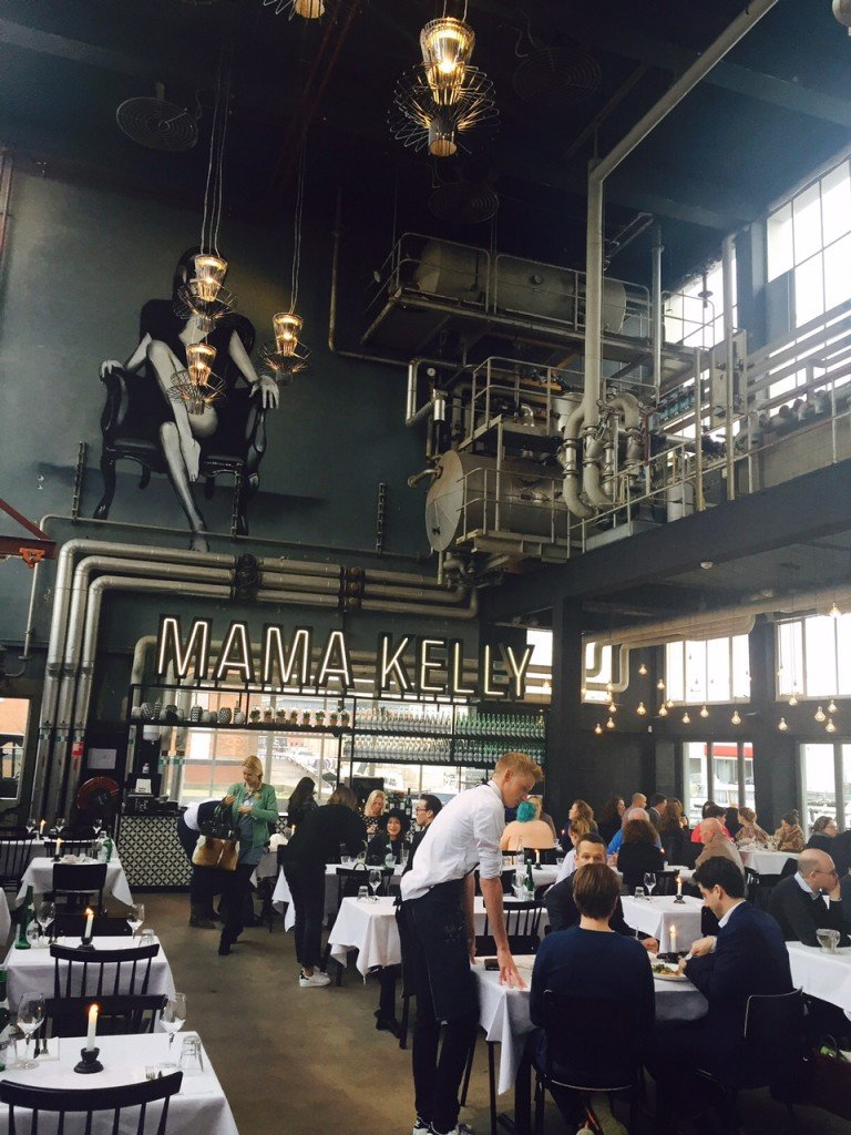 Sfeerimpressie MaMa Kelly Den Haag restaurantblog Foodinista