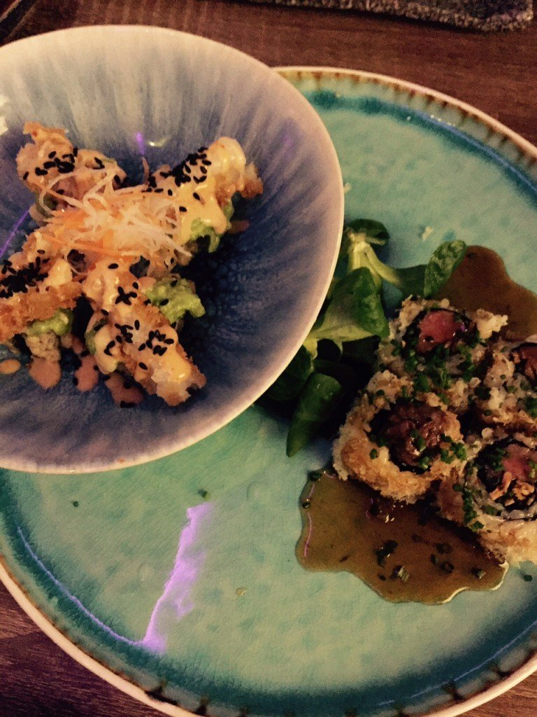 Sushi avondje