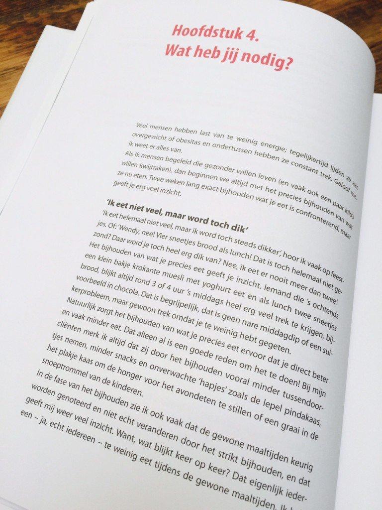 Food Body Mind gezonde levensstijl kookboek