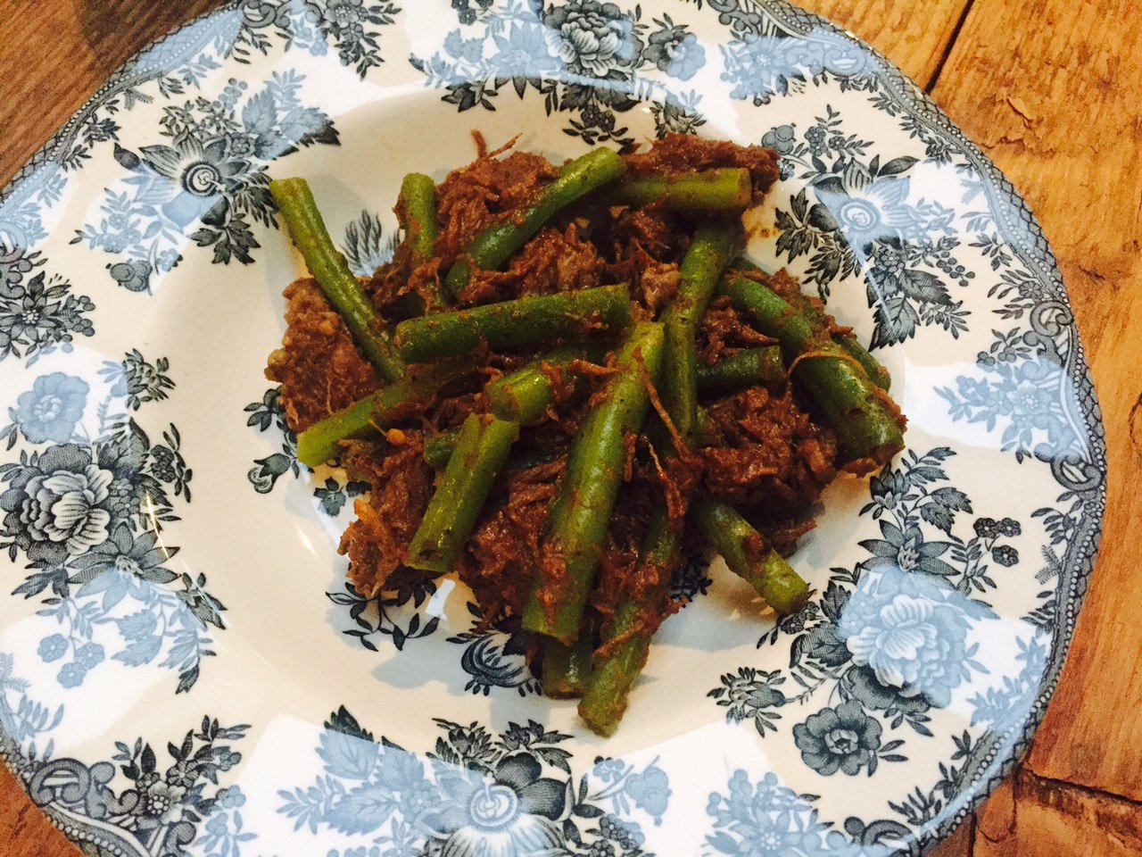 Stoofvlees Vadouvan recept van receptblog Foodinista
