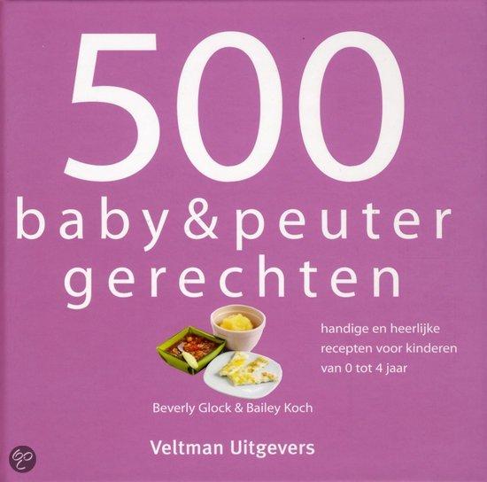 500 baby & peuter gerechten kookboek foodblog Foodinista kidsmaan kookboeken tips