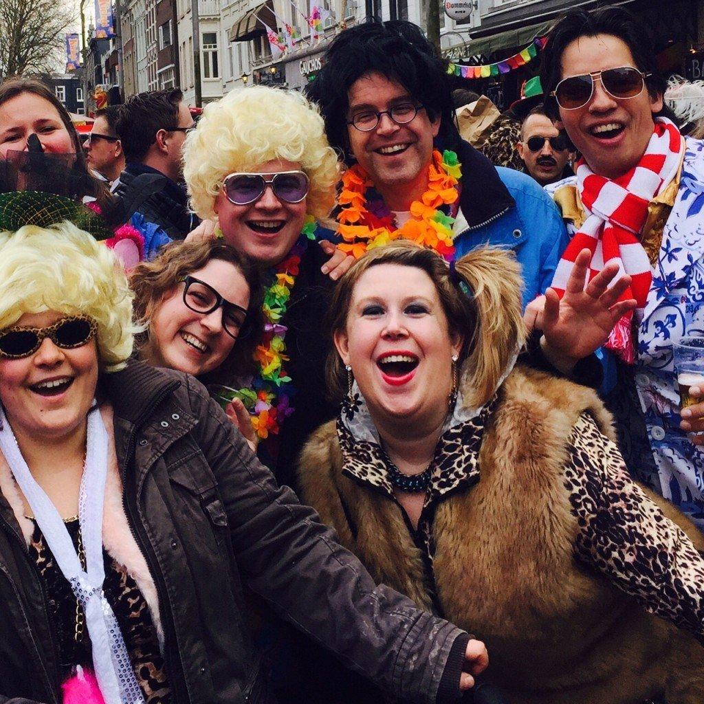 Zaterdag carnaval Breda op de market blogger Foodinista