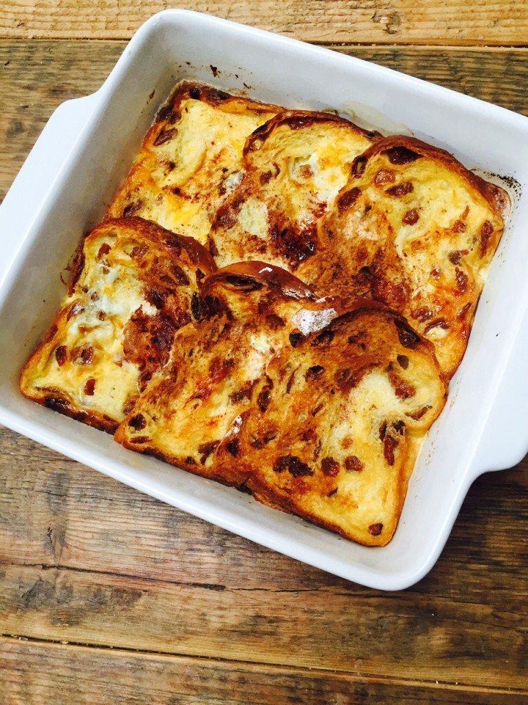 Wentelteefjes van Paasbrood recept van Foodblog Foodinista