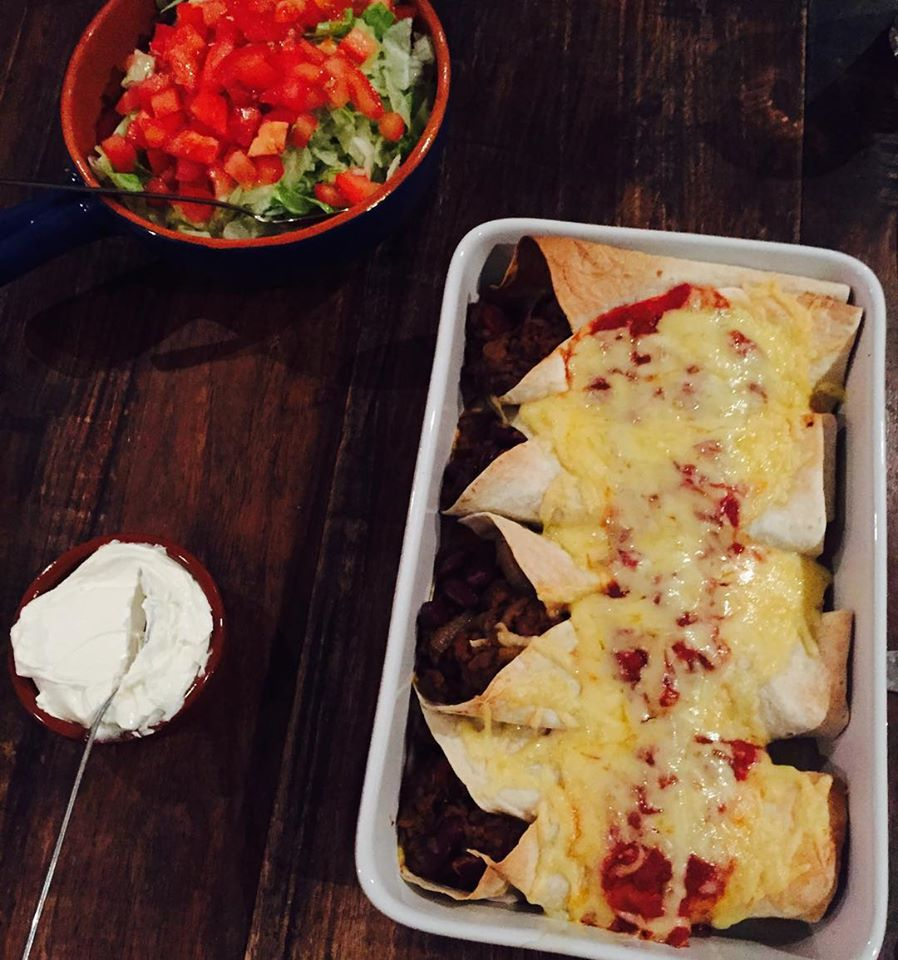 Santa Maria enchilada schotel Foodblog Foodinista