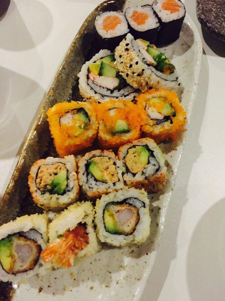 Sushi night bij Ichi in Waalwijk